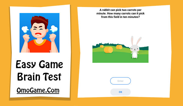 Easy Game Level 120 A rabbit can pick two carrots per minute