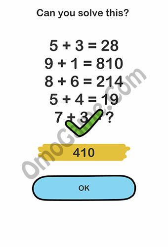 Brain Out Level 127 answer and walkthrough