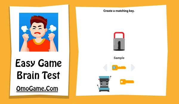 Easy Game Level 98 Create a matching key