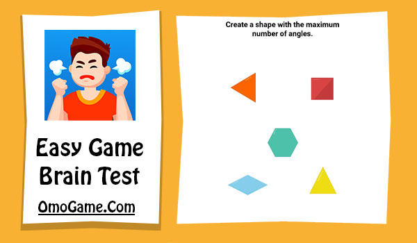 Easy Game Level 24 Create a shape with the maximum number of angles
