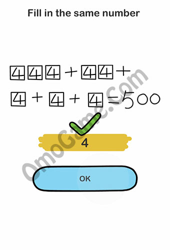 Brain Out Level 171 answer and walkthrough