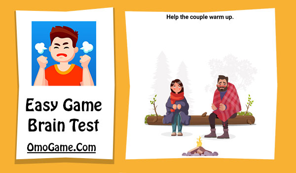 Easy Game Level 50 Help the couple warm up