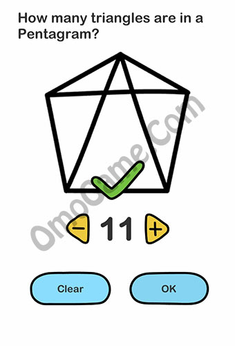 Brain Out Level 6 answer and walkthrough
