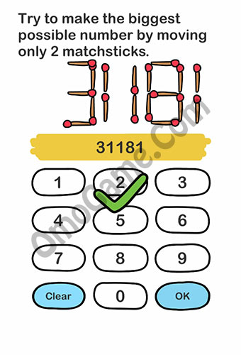 Brain Out Level 100 answer and walkthrough