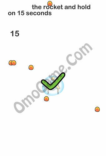 Brain Out Level 155 answer and walkthrough