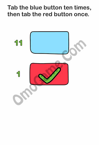 Brain Out Level 111 answer and walkthrough