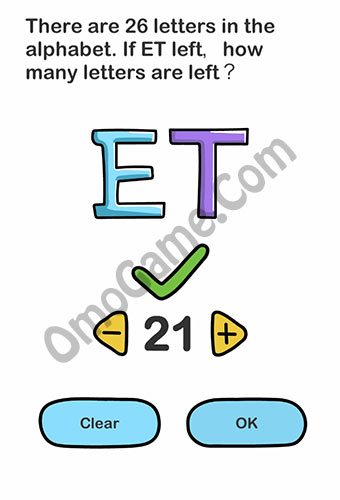 Brain Out Level 124 answer and walkthrough