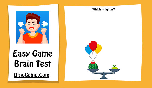 Easy Game Level 1 Which is lighter