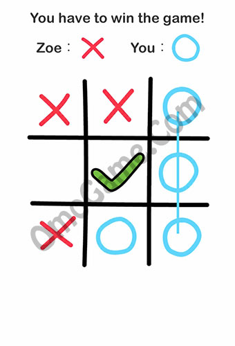 Brain Out Level 12 answer and walkthrough