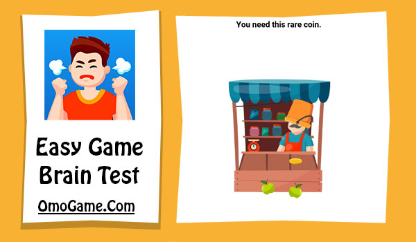 Easy Game Level 46 You need this rare coin