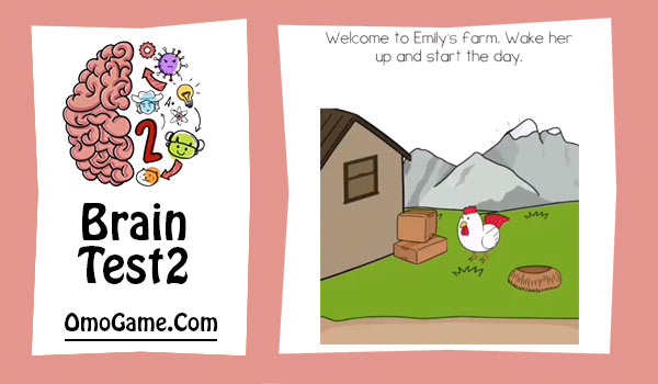brain test 2 emily's farm level 1