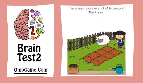 brain test 2 emily's farm level 18