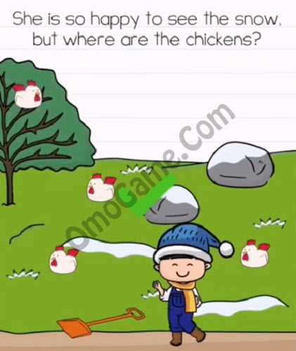 brain test 2 emily's farm level 19 answer