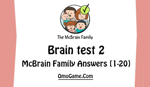 brain test 2 the mcbrain family answers