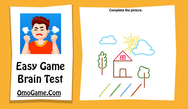 Easy Game Level 246 Complete the picture
