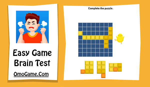 Easy Game Level 272 Complete the puzzle