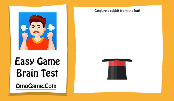 Easy Game Level 168 Conjure a rabbit from the hat