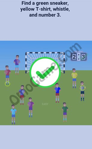 Easy Game Level 257 answer and walkthrough