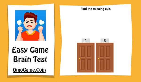 Easy Game Level 178 Find the missing exit
