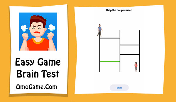 Easy Game Level 275 Help the couple meet