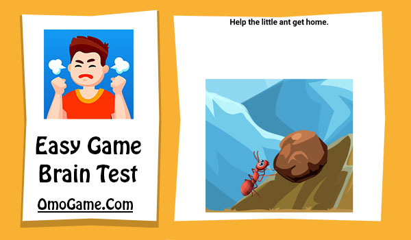 Easy Game Level 174 Help the little ant get home