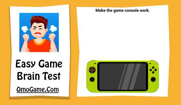 Easy Game Level 256 Make the game console work