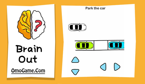 Brain Out Level 189 Park the car