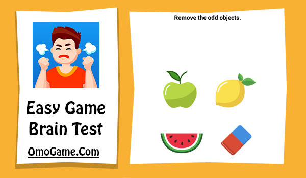 Easy Game Level 247 Remove the odd objects