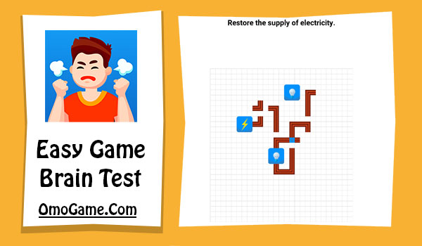 Easy Game Level 225 Restore the supply of electricity