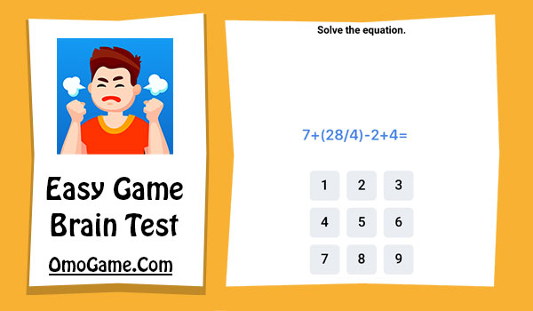 Easy Game Level 249 Solve the equation