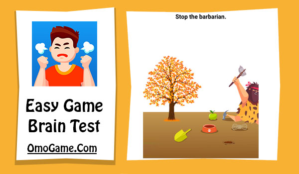 Easy Game Level 145 Stop the barbarian
