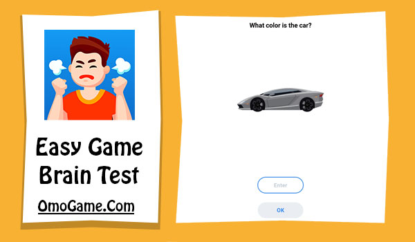 Easy Game Level 185 What color is the car